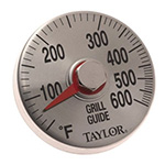 Taylor Grill Guide Dial Thermometer